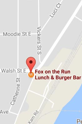 Fox on the Run Lunch and Burger Bar
